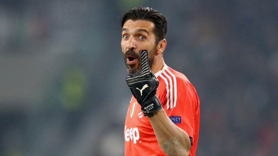 Buffon Will Miss the Turin Derby
