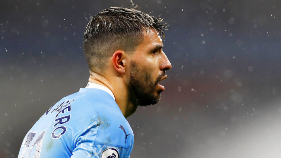 Agüero Would Like a Change of Country