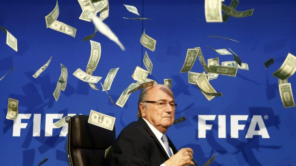 FIFA Ban Sepp Blatter for Six Years