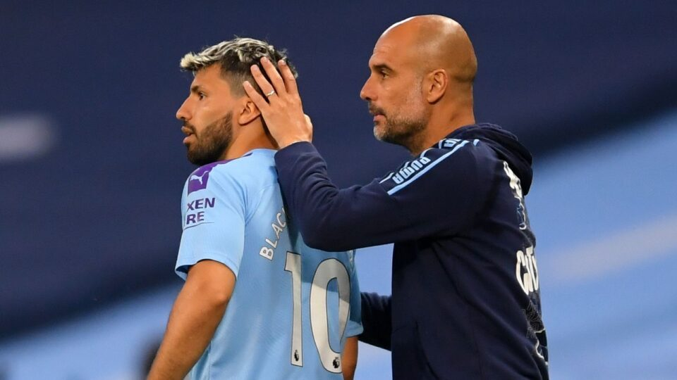 Guardiola Has Commented on Agüero's Decision to Leave