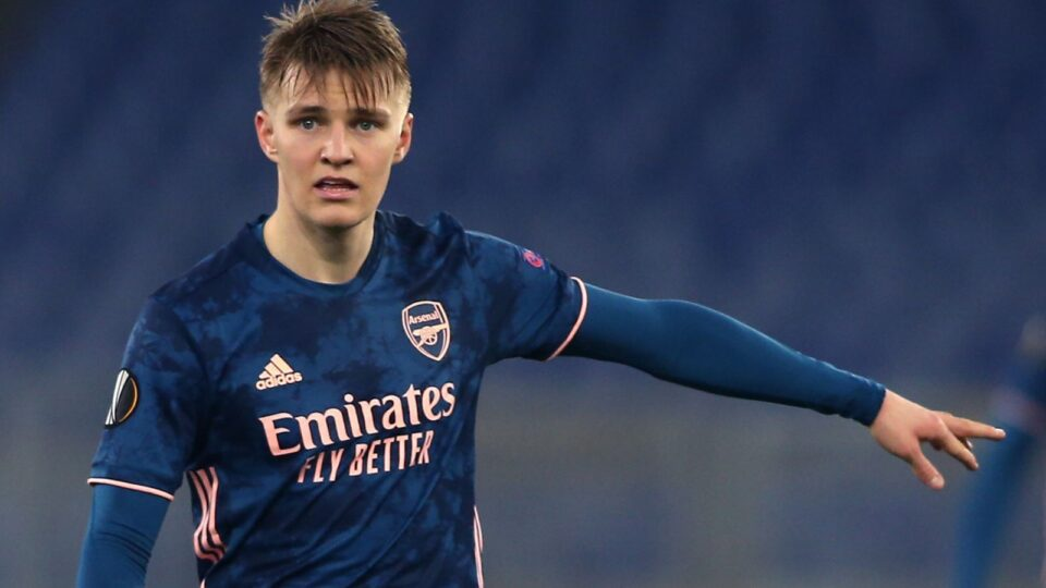 Martin Odegaard: I'm Very Happy at Arsenal