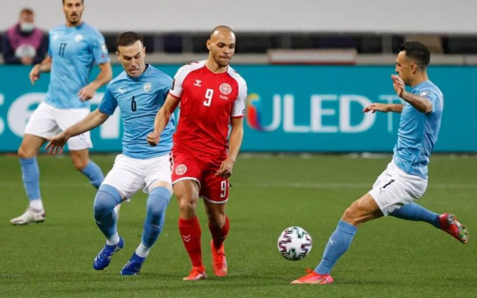 Video - Denmark Top the Group F Table