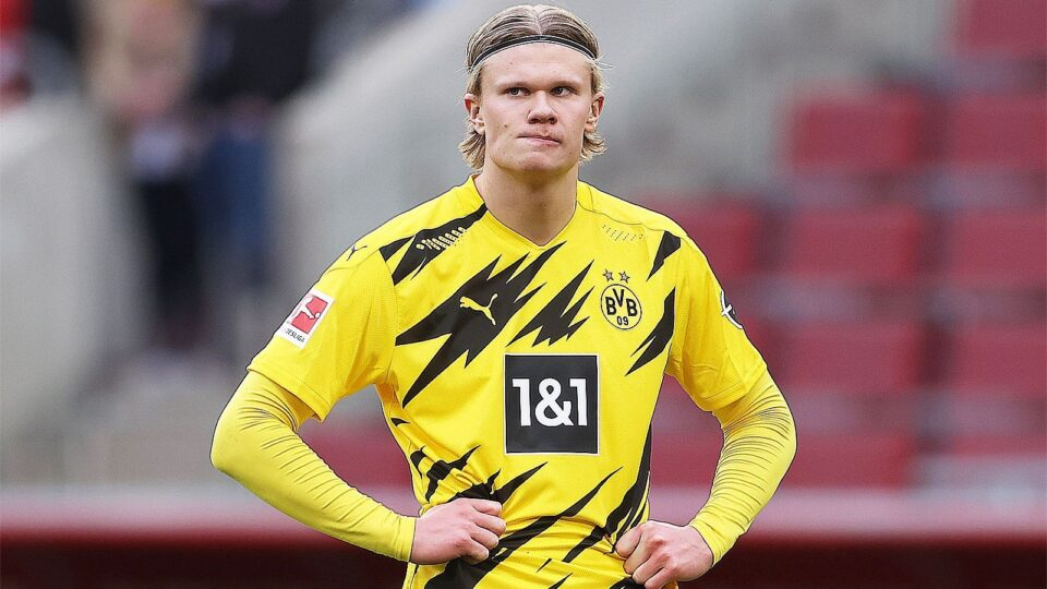 Haaland May Go to Manchester City