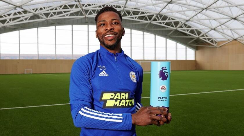 Iheanacho Has Been Named the Best Player of Last Month