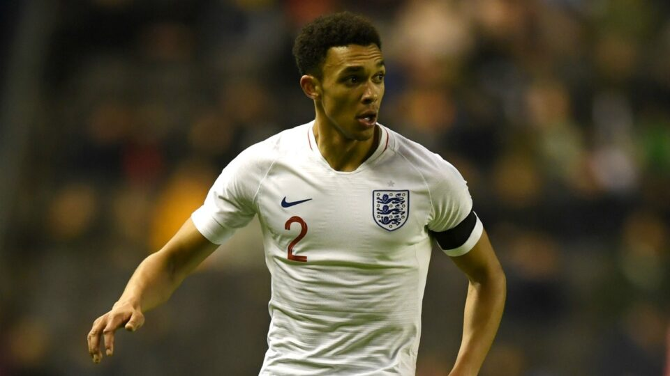 Klopp Has Questioned Trent Being Left Out of England's Squad