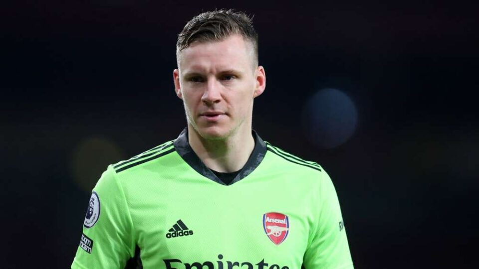Leno Is Not Planning to Extend His Arsenal Contract