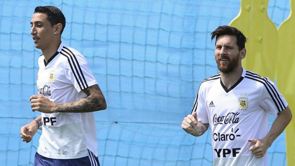 Di Maria Has a Desire to Play with Messi