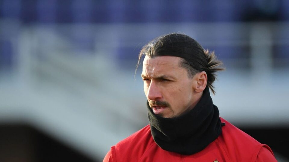 Ibrahimovic Will Sign a New Contract