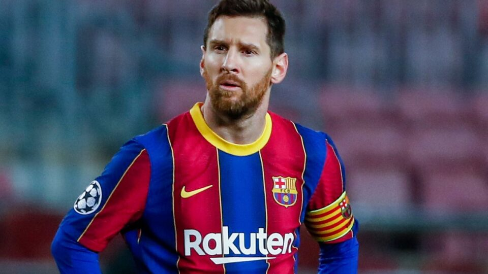 Messi Is Ready to Negotiate