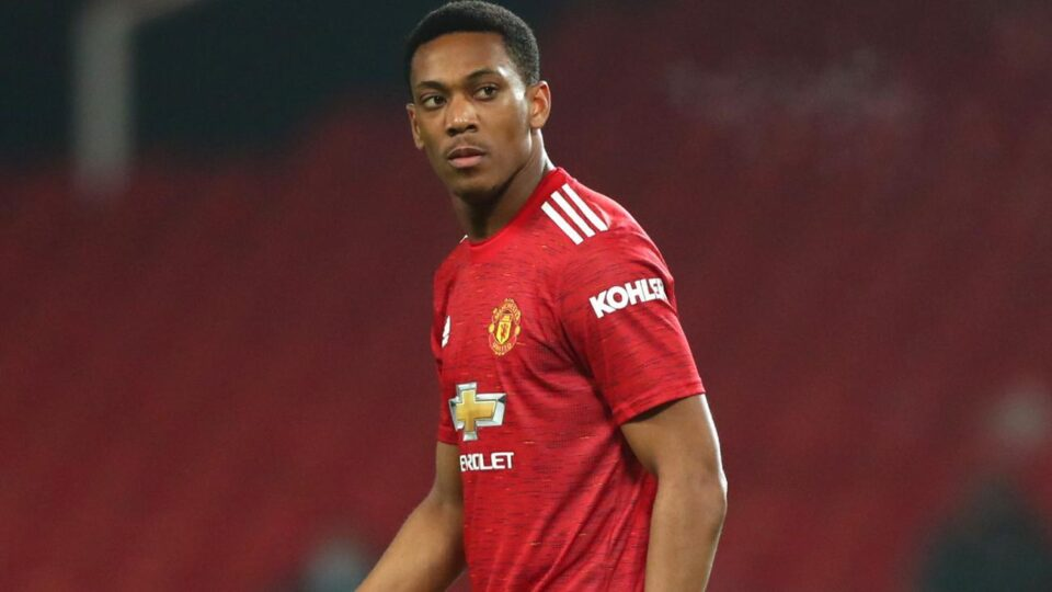 Martial May Miss the Rest of the Season