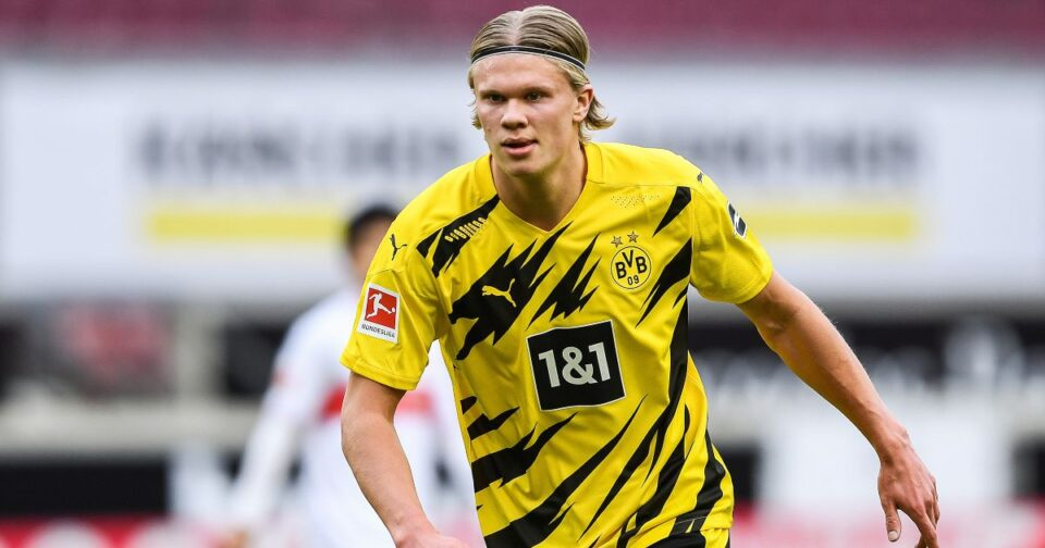 Guardiola Said Haaland Is 'Almost Unstoppable'