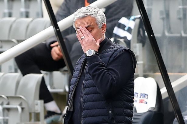 Mourinho: We Made Mistakes in Defense