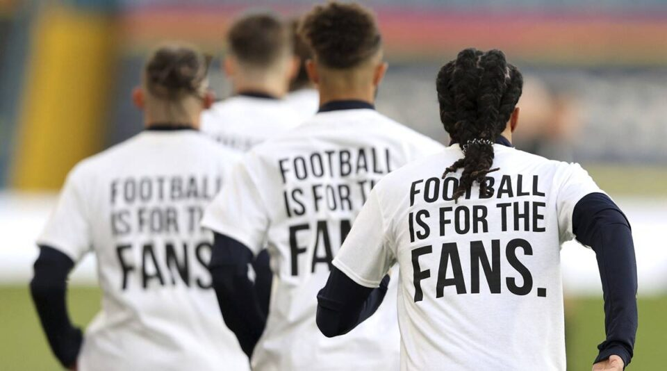 Leeds Say to Liverpool - 'Champions League: Earn It'