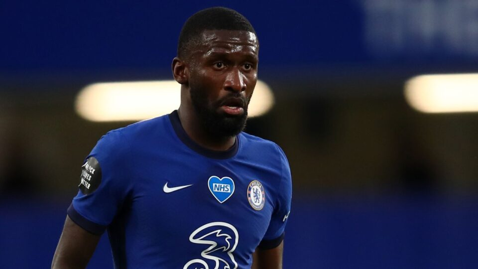 Rüdiger Was Kicked Out of Training