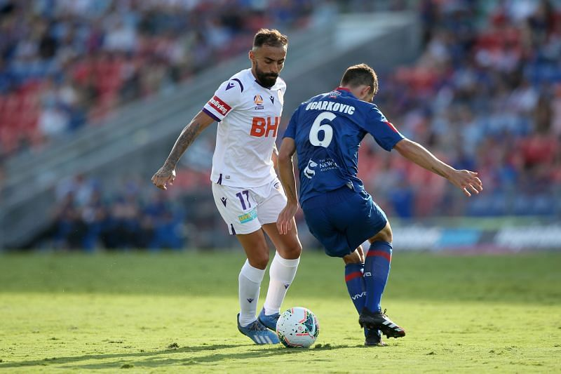 Newcastle Jets vs Perth Glory – An A-League Draw