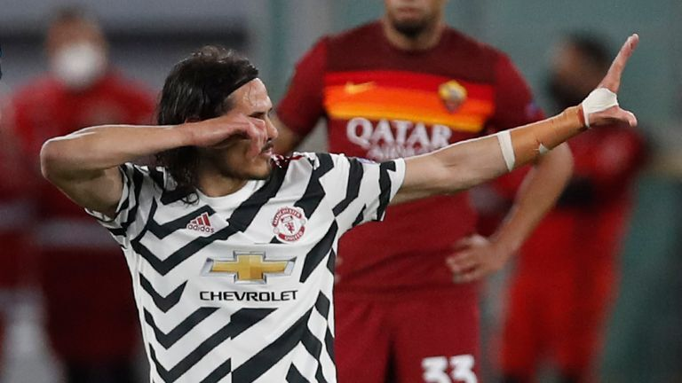 Roma Won 3-2 but Manchester United Are in the EL Final