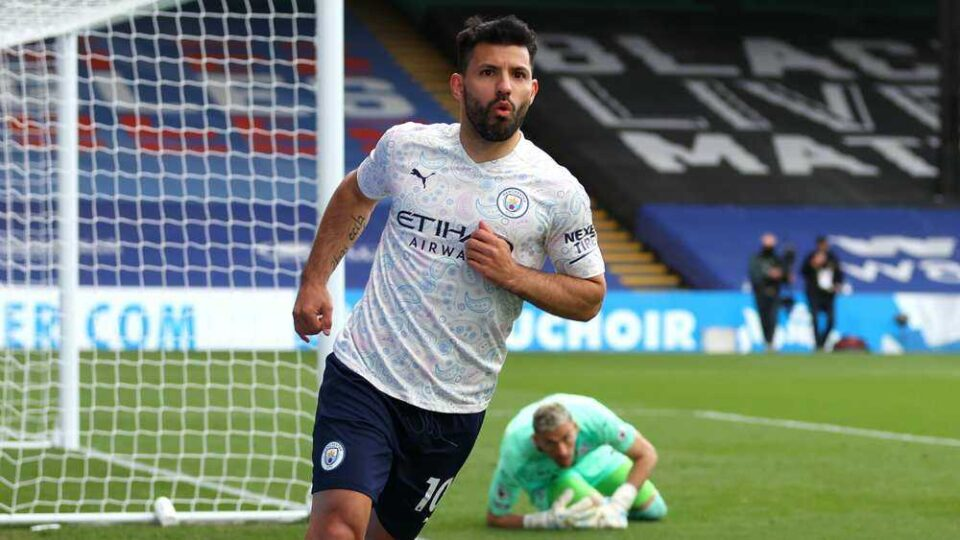 Manchester City May Win Premier League Because of Sergio Aguero