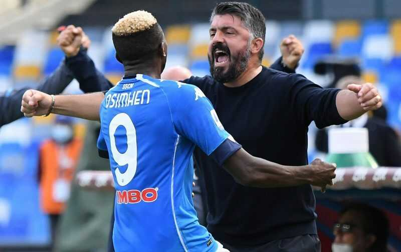 Napoli Are Runners-up in Serie A after Winning over Spezia