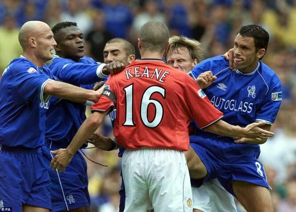 Roy Keane Is the Fourth EPL Hall of Fame Inductee