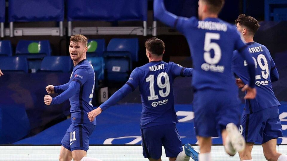 Chelsea Advance to the Champions League Final after 2-0 over Real Madrid