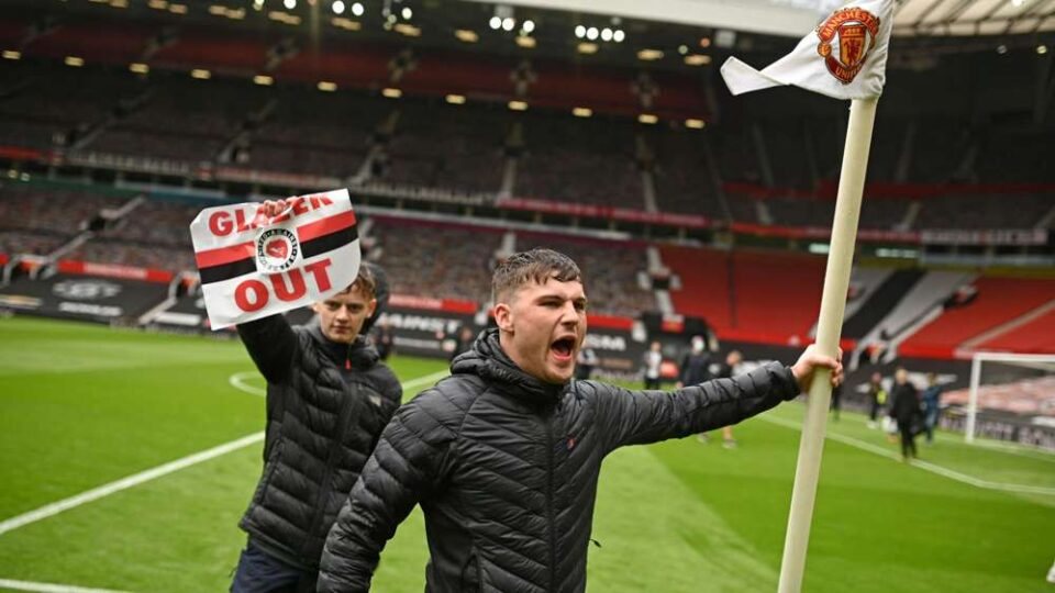 Manchester United Fans' Protest Postponed Liverpool Match