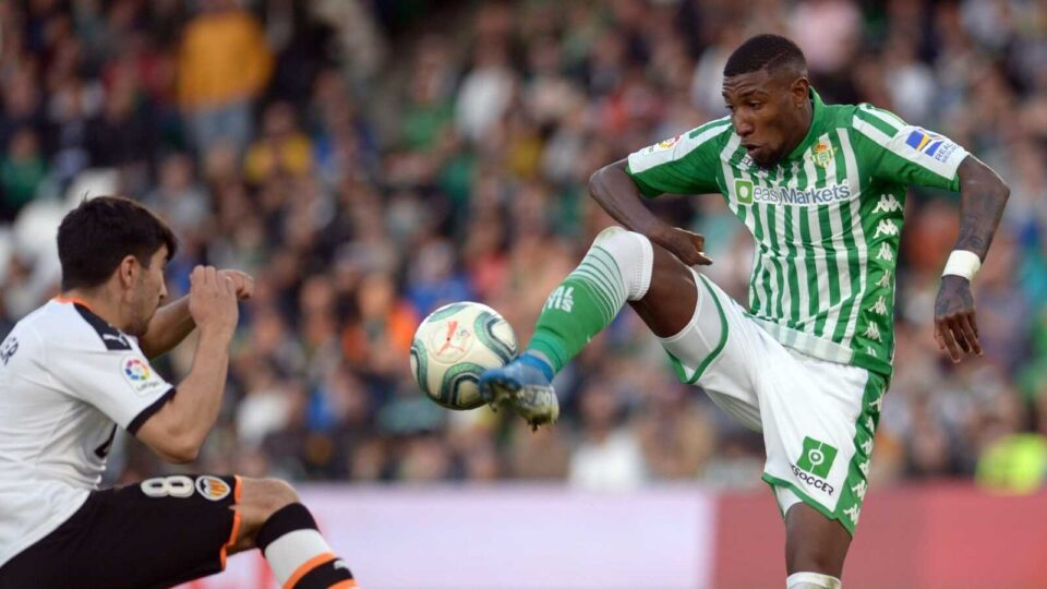 Barcelona Have Bought Emerson Royal from Real Betis