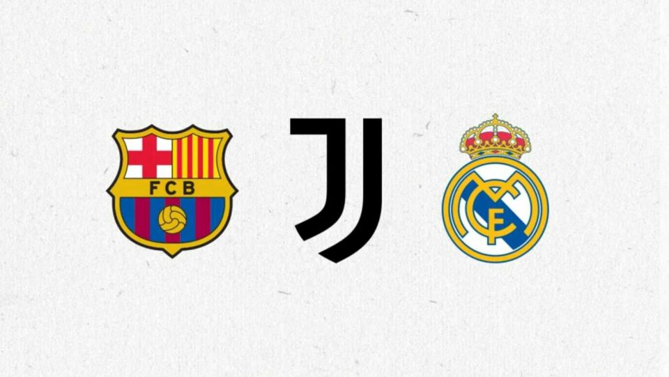 Juventus, Barcelona, and Real Madrid Respond to UEFA's Statement