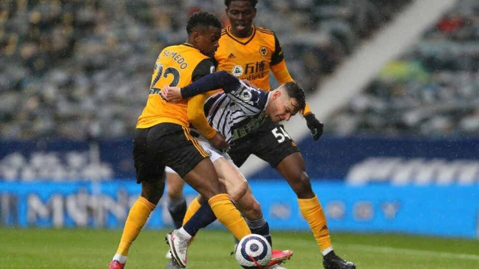 West Brom Are Close to Relegation after 1-1 Draw with Wolves
