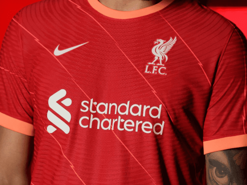 Liverpool Unveil the New Shankly-inspired Home Kit