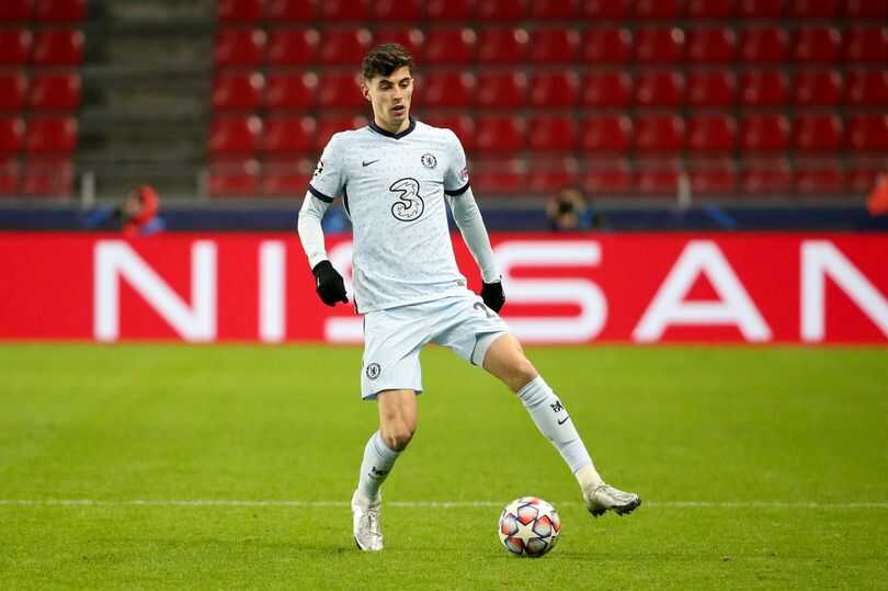 Havertz Feels He's in the Perfect Position