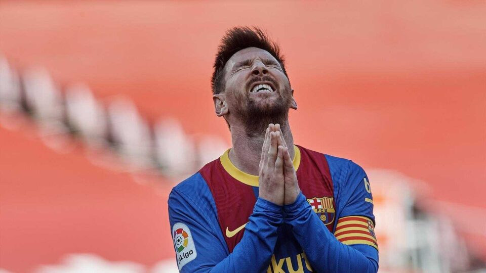 Messi Will Be on Vacation for Barcelona's Final Match