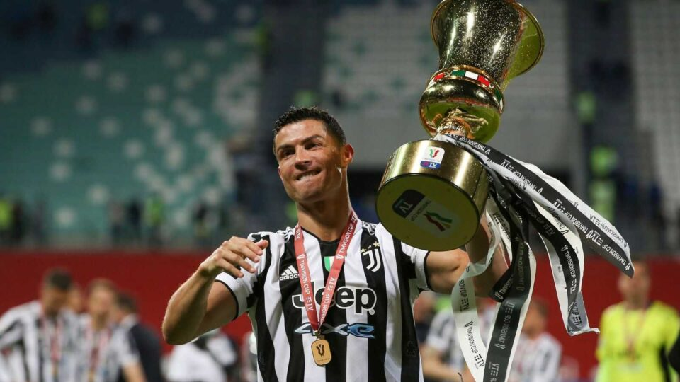 Ronaldo Will Leave If Juventus Don't Qualify for Champions League