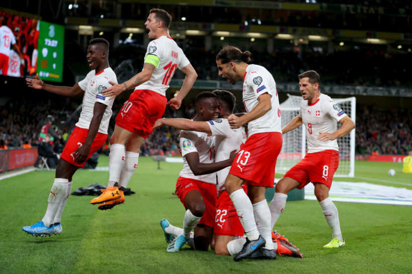 Euro 2020 Group A Team Preview – Switzerland