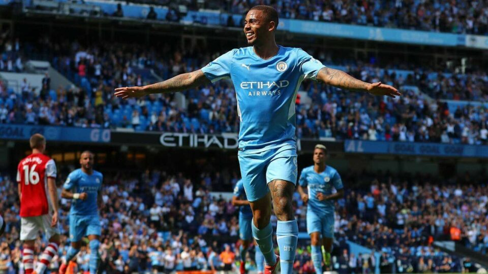 Juventus Want Manchester City's Gabriel Jesus on a Football Transfer